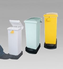 20 Litre Plastic Sack Holder Fire Retardant Full Body Colour