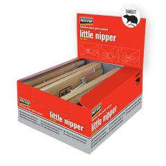Little Nipper Rat Trap Unboxed  (Pack of 6)