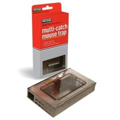 Multicatch Humane Metal Mouse Trap Holds Up To 10 Mice