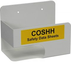 COSHH Storage Bracket