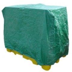 IBC Double Spill Pallet Rain Cover