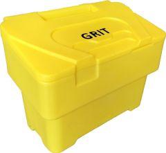 Yellow Grit Bin 115 Litre