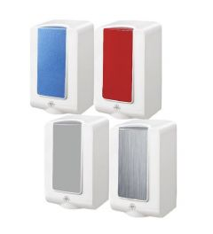 Sapphire Hand Dryer White ABS Choice of Four Panel Colours