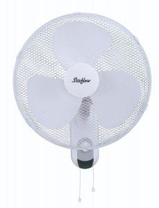 """16"""" Stirflow Wall Fan with 3 Speed Settings"""