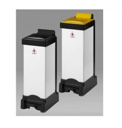 Trojan 25 Litre All Plastic Fire Retardant Sackholder (Various Colours)