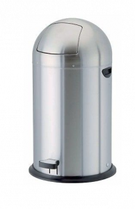 Pedal Operated Push Bins 40 Litre (Various Finishes)