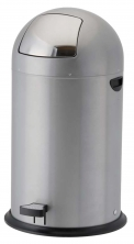 Pedal Operated 52 Litre Push Bin (Various Colours)