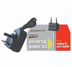 Power Kit for use with the Pest-Stop Outdoor Repellers