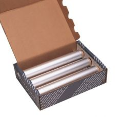 Wrapmaster 3000 Foil Refill 30cm x 90m (Pack of 3)