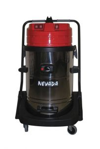 Spillvac Nevada Industrial Wet & Dry Vacuum & Tool Kit (Triple Motor)