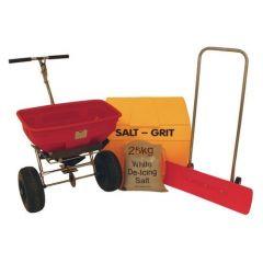 Winter Car Park Kit (inc.10 x 25kg White Rock Salt)