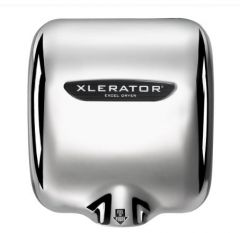 Xlerator® NEW Excel Hand Dryer in Brushed Stainless Steel