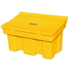 Yellow Stackable Grit Bin 350 Litre