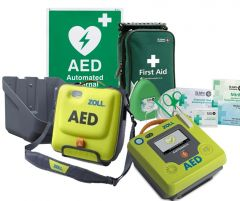 Zoll AED 3® Fully & Semi Automatic Defibrillator Full Packages