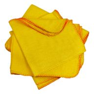 CleanWorks Yellow Dusters Large