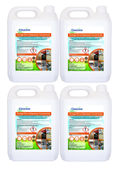 Cleanline Eco Degreaser Orange Citrus Concentrate 5L x 4