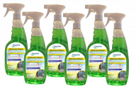 Cleanline Eco Washroom Cleaner 750ml (Case of 6)