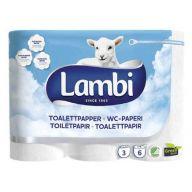 Katrin Lambi Luxury Toilet Tissue 3ply (Case of 24)
