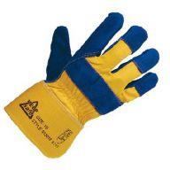 KeepSAFE Superior Chrome Leather Rigger Glove