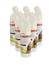 Cleanline Eco Daily Toilet Cleaner (6 x 1 Litre)