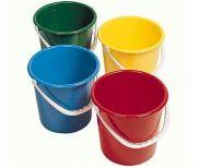 Plastic Bucket 2 Gallon (9 Litre)