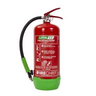 Firechief 6ltr Lith-Ex Extinguisher (FLE6)