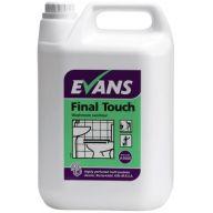 Evans Final Touch - 5 Litres
