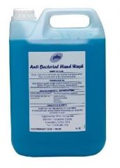 PHS Antibacterial Liquid Soap Blue 5 Litre