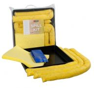 30 Litre Chemical Spill Kit with Drip Tray