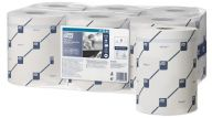 Tork M4 Reflex Wiping Paper Plus White 2ply 150m (Case of 6) - 473264