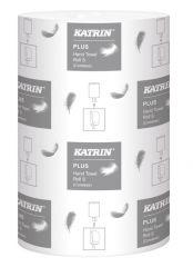 Katrin Plus S Coreless White Rolls 1ply (Case of 12) - 475218