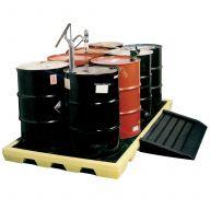 8 Drum Workfloor Decking