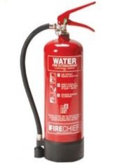Water Additive Fire Extinguisher 6 Litre NOT For Electrical Fires