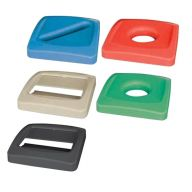 Bin Lids for the 87 Litre Square Recycling Bin