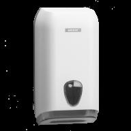 Katrin Folded Toilet Tissue White Dispenser - 92582