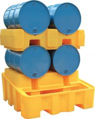 4 Drum Horizontal Storage System