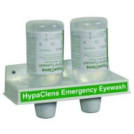 HypaClens Economy Eyewash Station 2x500ml
