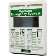Hypaclens Eyewash Wall Dispenser