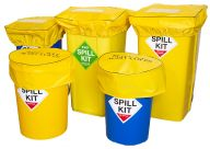 Spill Kit Audit Covers (Various Litres)