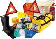 Complete ADR 3.5T Driver Spill Kit size 8 wellies