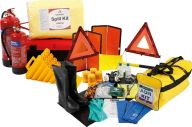 Complete ADR HGV Driver Spill Kit Size 8 Wellies