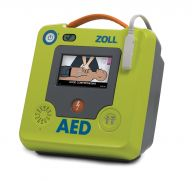 Zoll AED 3® Semi-Automatic Defibrillator & FREE FIRST AID MANUAL
