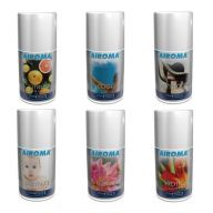 Pack of 12 Airoma® Air Freshener 270ml Refills New Scents