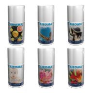 Pack of 12 Airoma® Air Freshener 270ml Refills