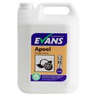Evans Apeel Neutral Citrus Hard Surface Cleaner 5 Litre