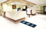 Social Distance Floor Mats 200 x 65cm