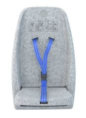 Babyminder Child Seat Light Granite