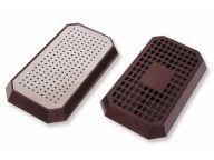 Uni-Bar plastic tray