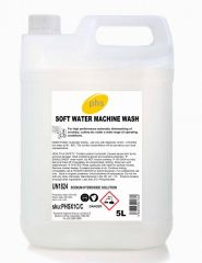PHS Soft Water Machine Wash 5L (Case of 2)