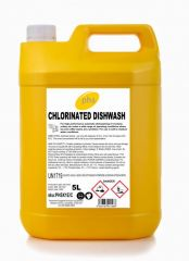 PHS Chlorinated Dishwash 5L (Case of 2)